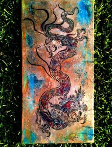 Dragon Races #1 from Copperhead Studios, Ltd.